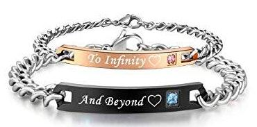 Amazon To Infinity And Beyond Bracelets