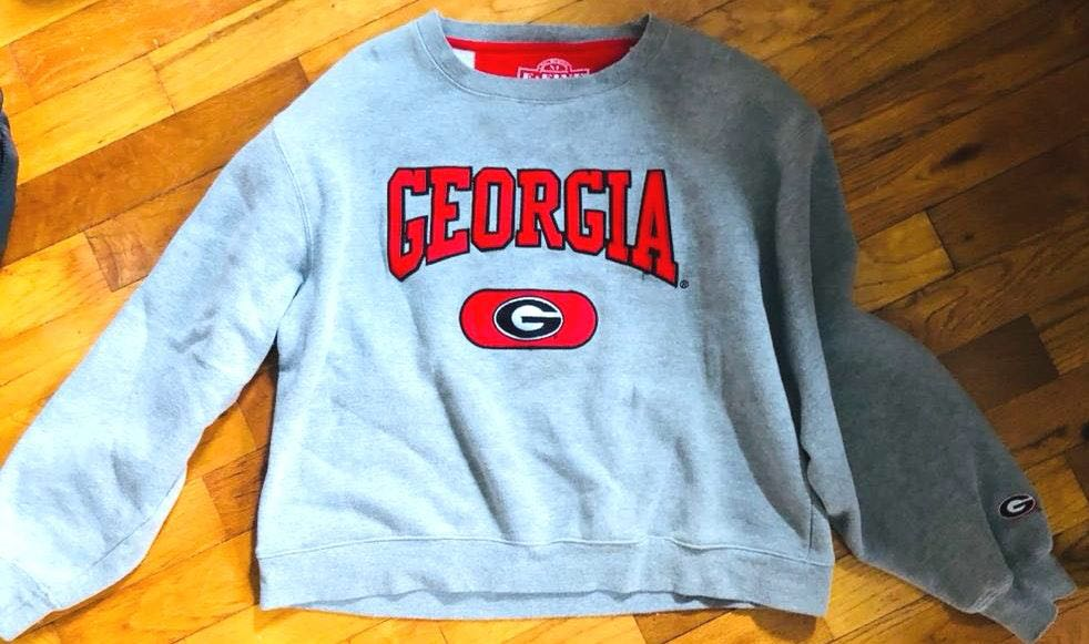 GA Crew neck Sweatshirt