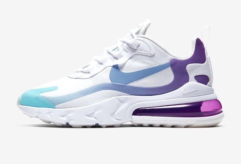 Nike Air Max 270 React Curtsy