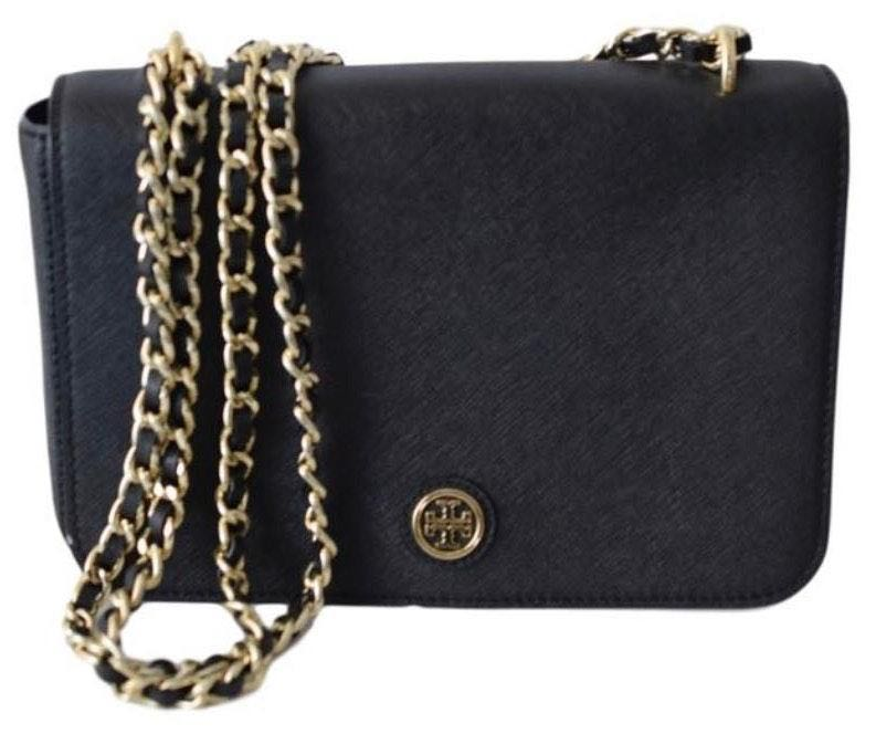 Tory Burch Saffiano Leather Robinson Bag - Free Shipping