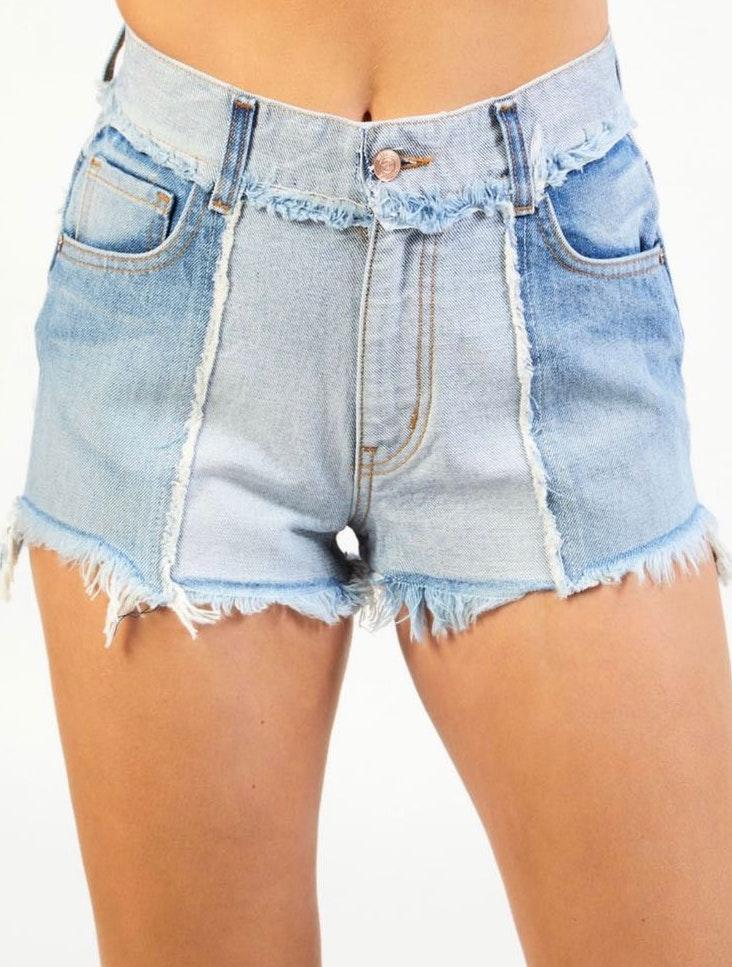Revice Denim Shorts
