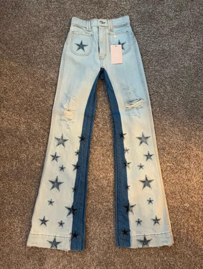 Revice Denim New With Rage Revice Jeans