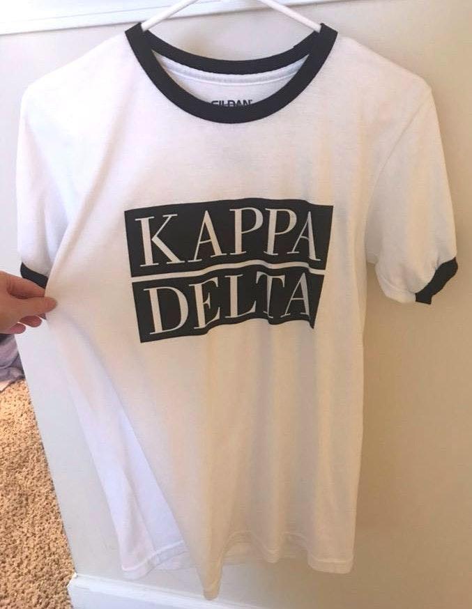 Gildan Kappa Delta Shirt