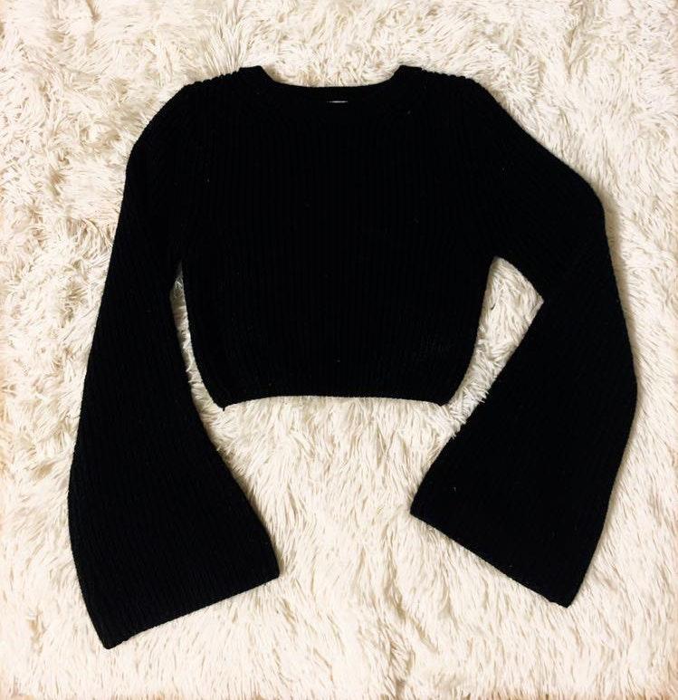 Princess Polly Crop Top Sweater
