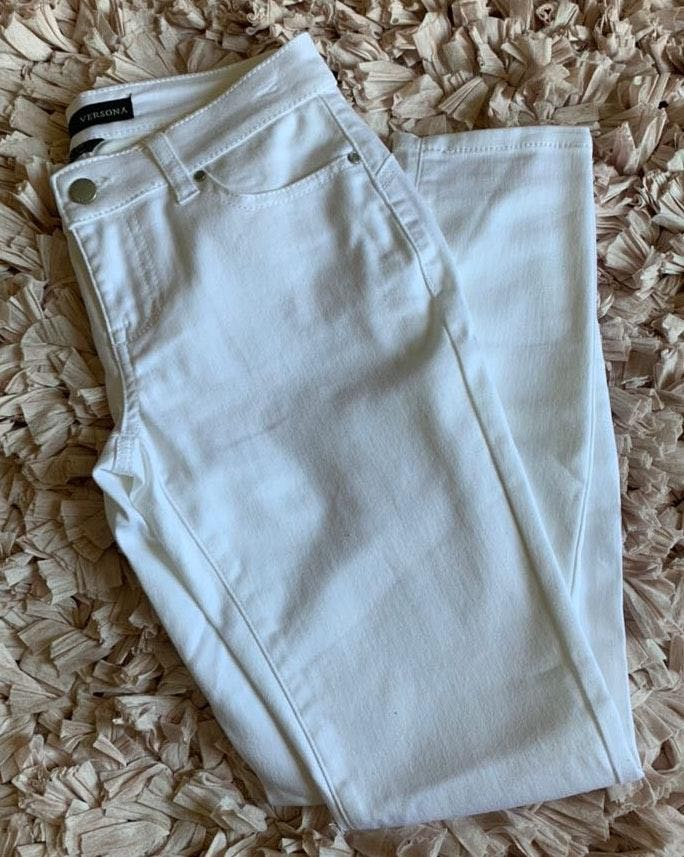 Versona White Jeggings