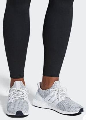 Adidas Ultraboost - White & Gray