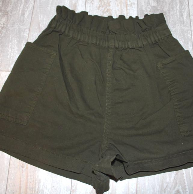 Urban Outfitters ArmyGreen Utility Shorts