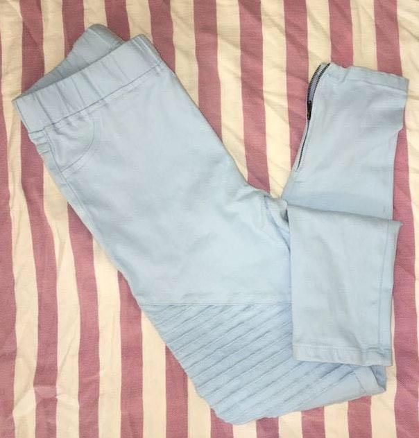 Umgee Light Blue Pants