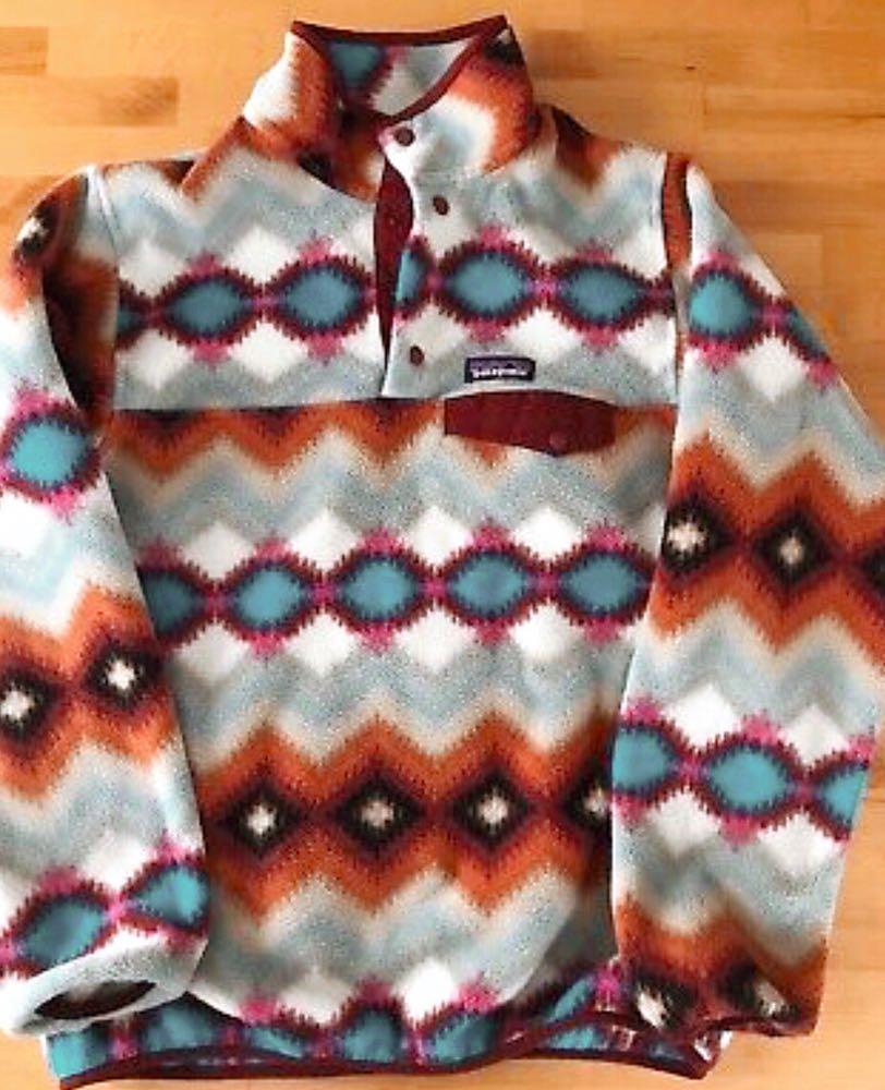 Patagonia synchilla pullover
