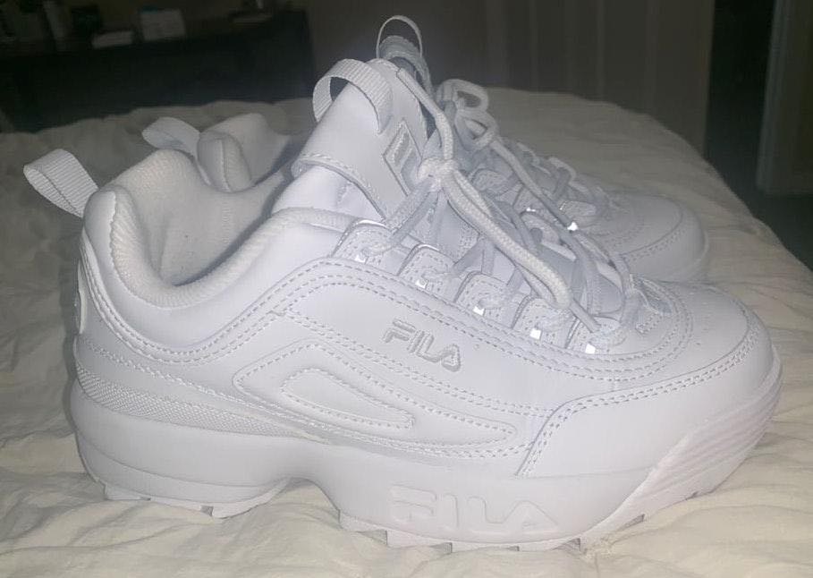 FILA Shoes! Worn TWICE