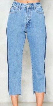 Nasty Gal high waisted jeans, new with tags