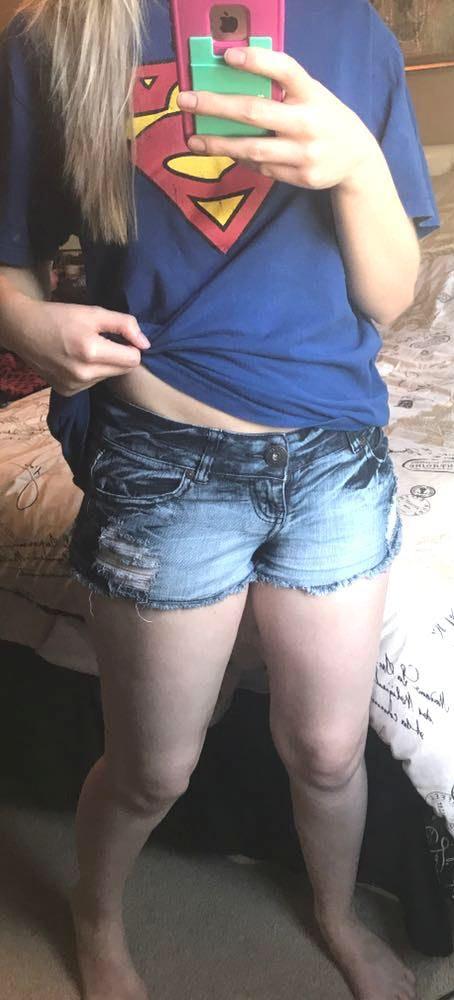 Celebrity Pink Distressed Short Shorts