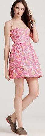 Lilly Pulitzer Georgie Dress