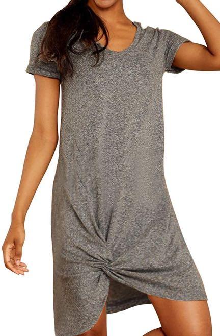 Amazon Grey Dress