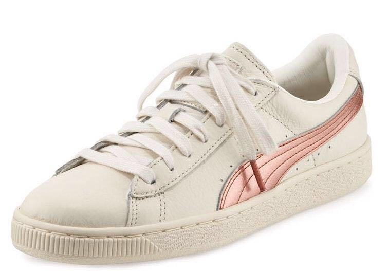 Puma Classic Leather Sneakers
