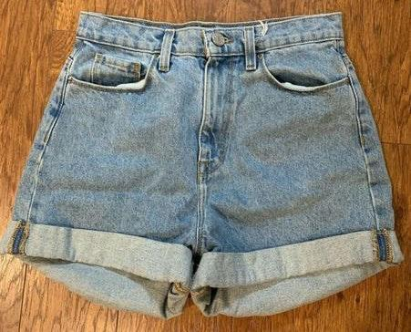 BDG urban outfitters  mom denim shorts