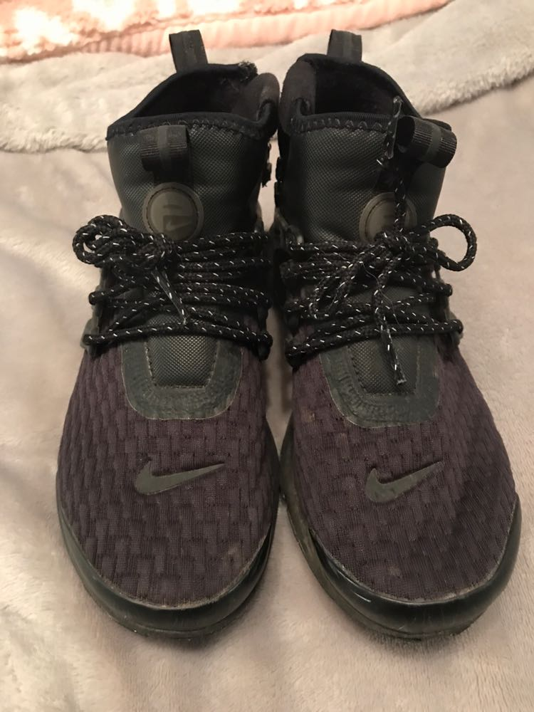 nike presto zipper shoes