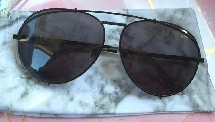 DIFF eyewear Khloe k sunglasses