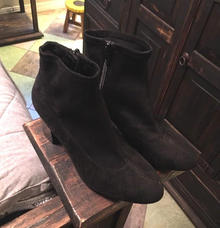 DSW Sock Booties   Curtsy