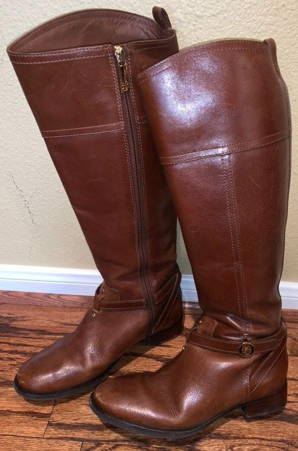 Tory Burch Riding Boots | Curtsy