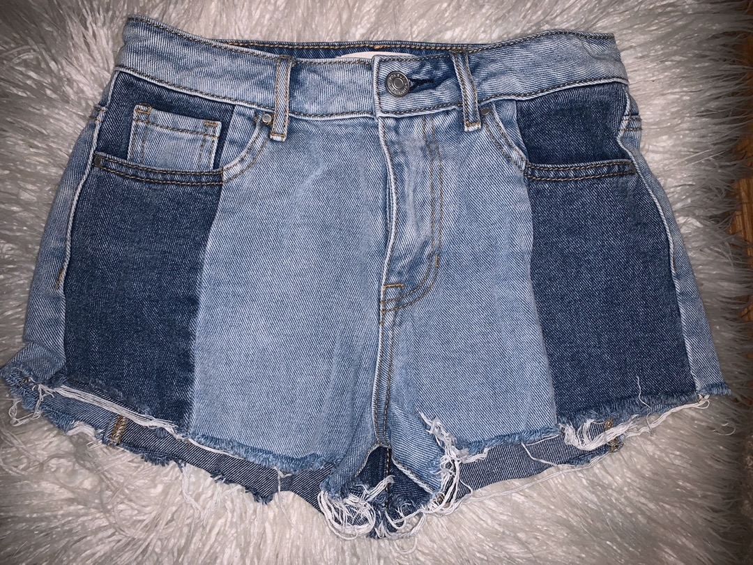 Pacsun Two Tone Shorts From