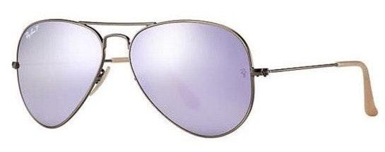 Ray-Ban Purple Flash Sunglasses