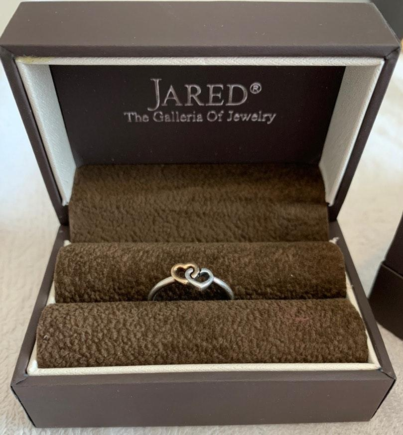 Jared Promise Ring Curtsy