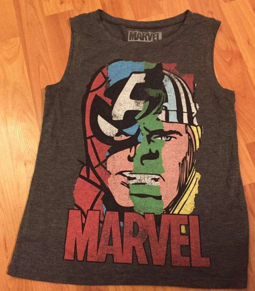 Marvel Tank Shirt