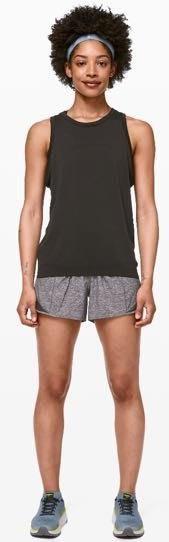 Lululemon Grey Athletic Shorts