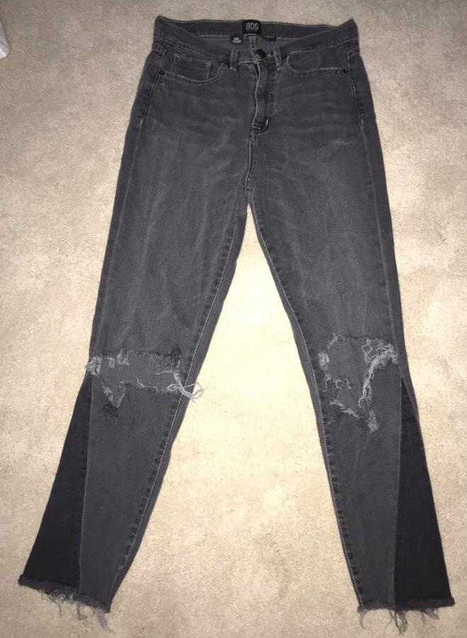 Urban Outfitters Ripped Jeans