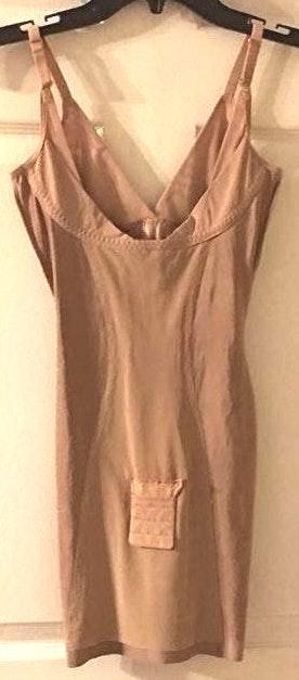 Victoria's Secret Nude Victoria's Secret Shaping Slip Bodysuit