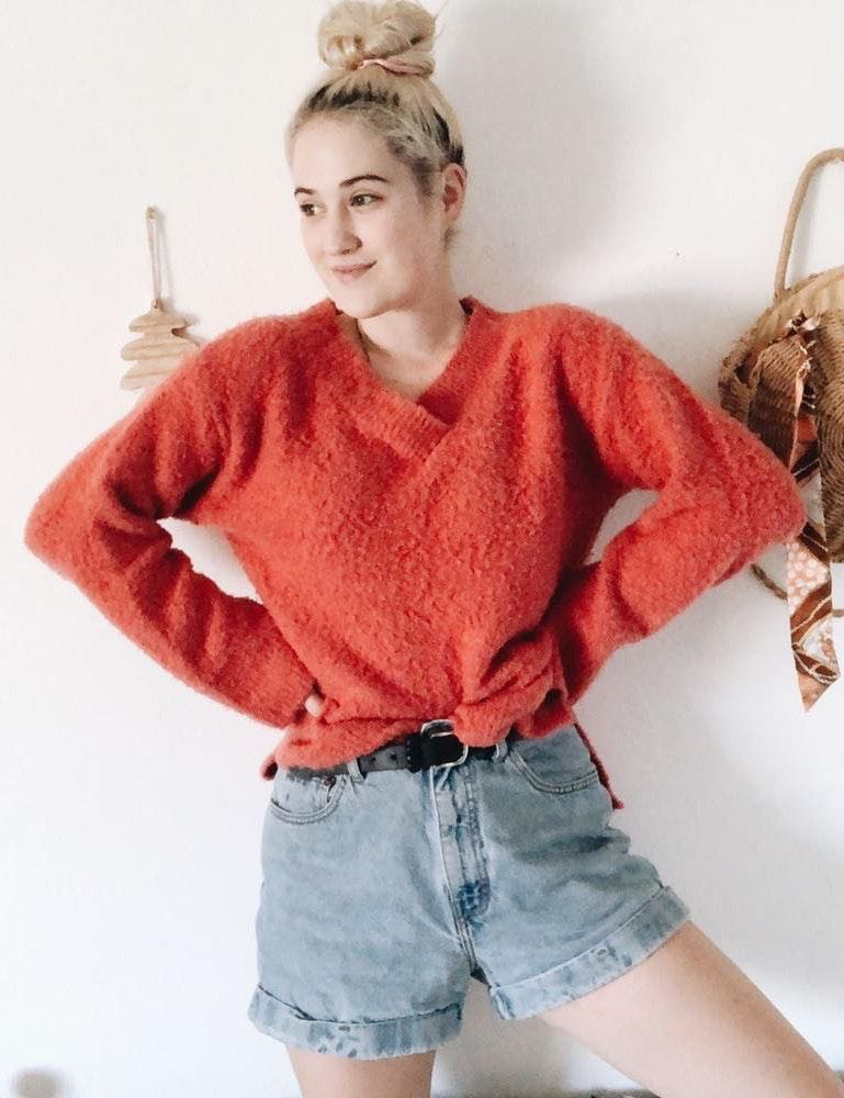 Anthropologie Fall Cozy Oversized Sweater