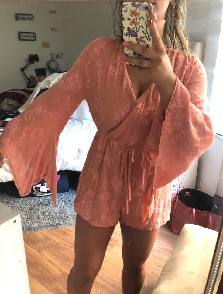 Boutique Romper