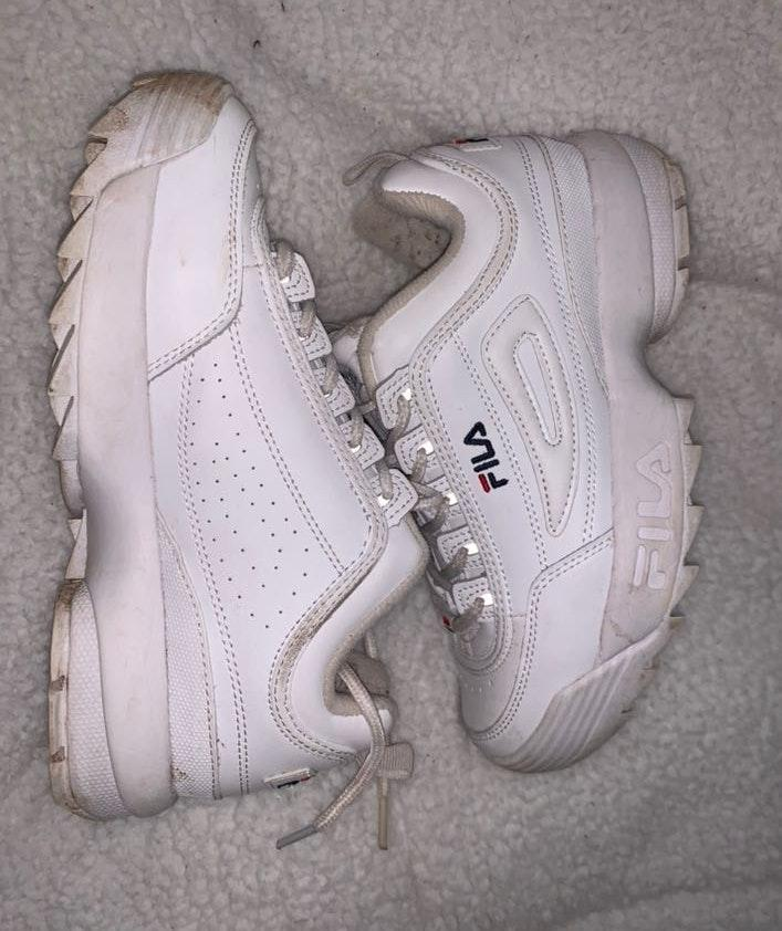 FILA ALMOST NEW  DISRUPTERS
