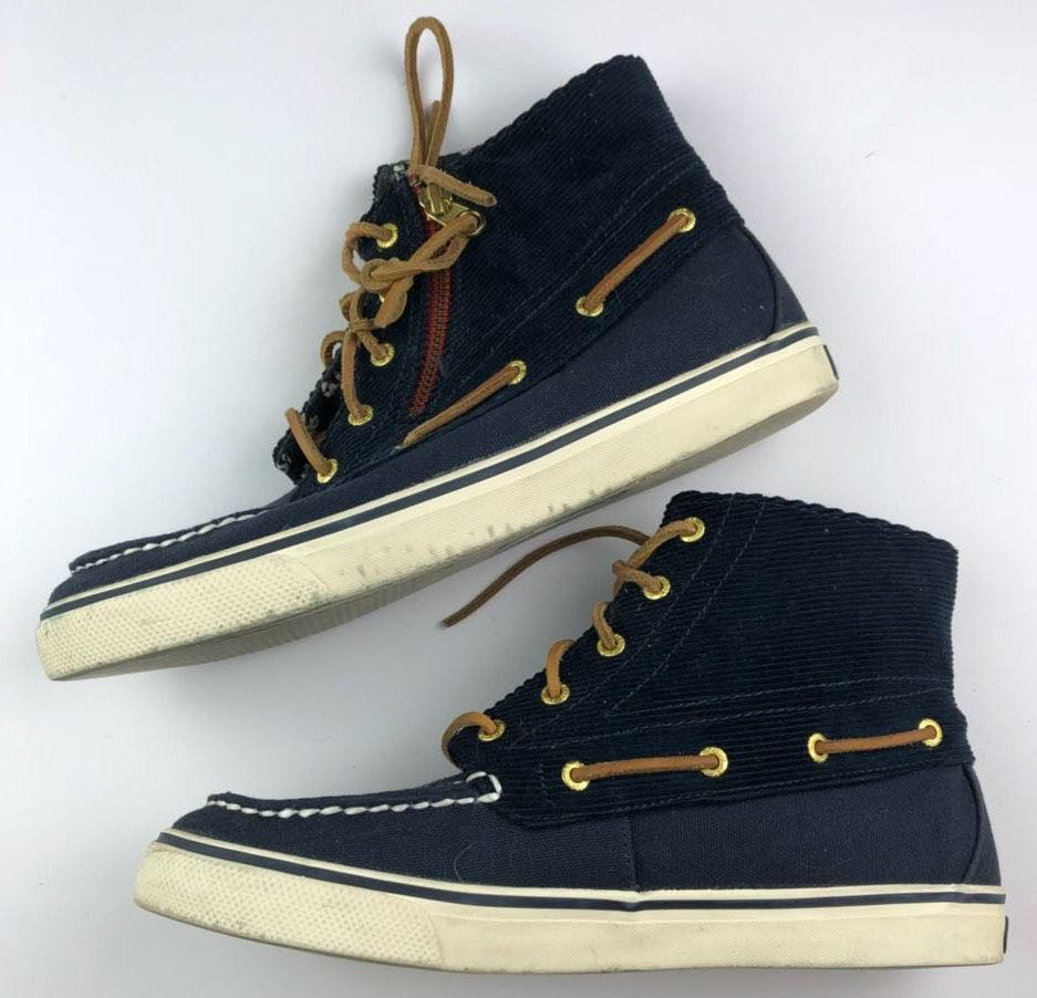 Sperry High Tops