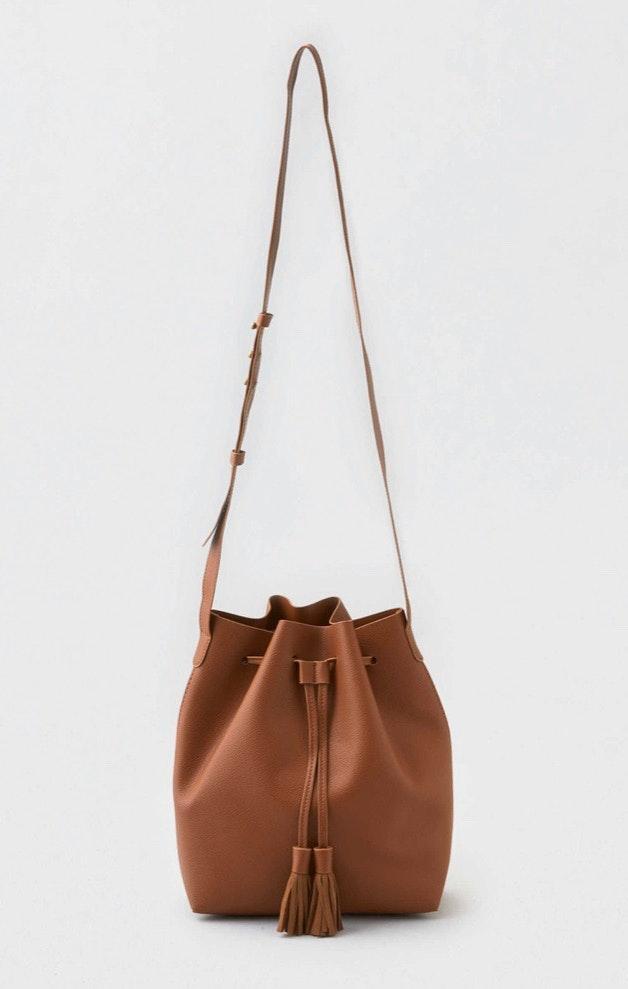 American Eagle Bucket Bag