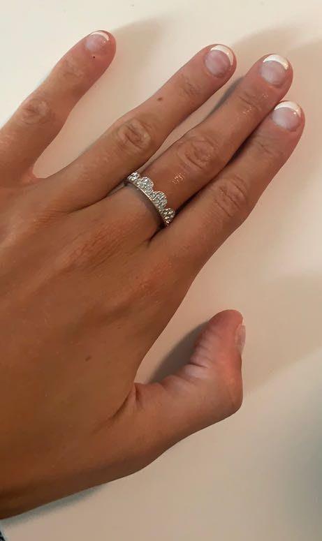 Kate Spade Scallop Ring