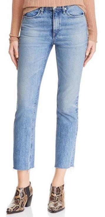 Rag & Bone Farrah Ankle Jeans