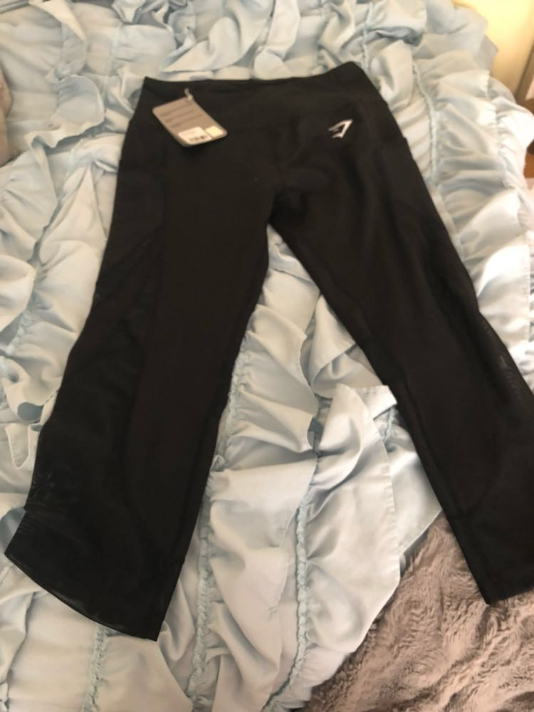 Gymshark NEW WITH TAGS Mesh Legging