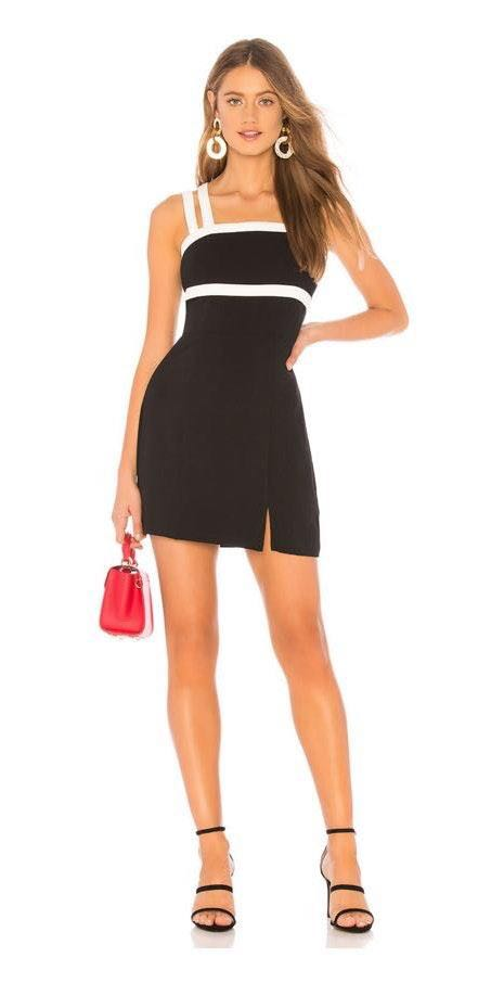 About Us Daisy Double Strap Dress