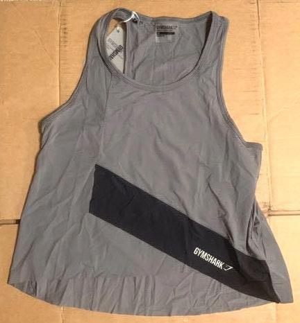 Gymshark Asymmetric Vest