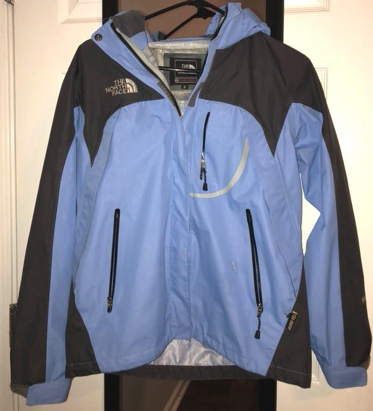 The North Face Blue Jacket