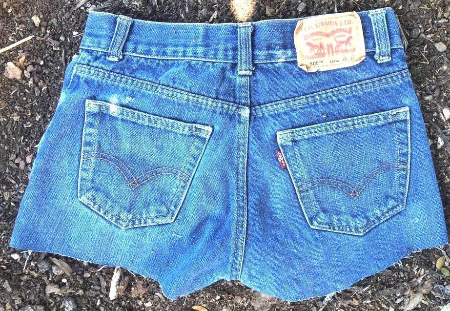 Levi's Levi Jean Shorts