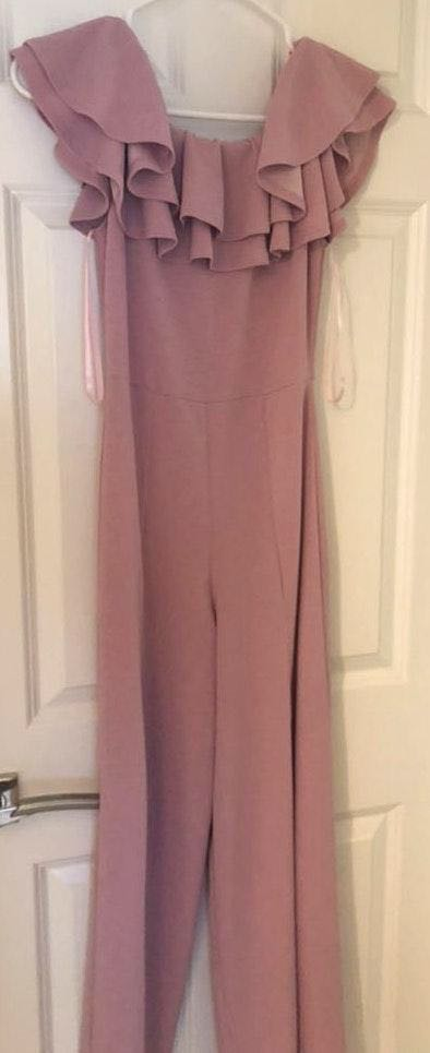 These Three Boutique Mauve Jumpsuit