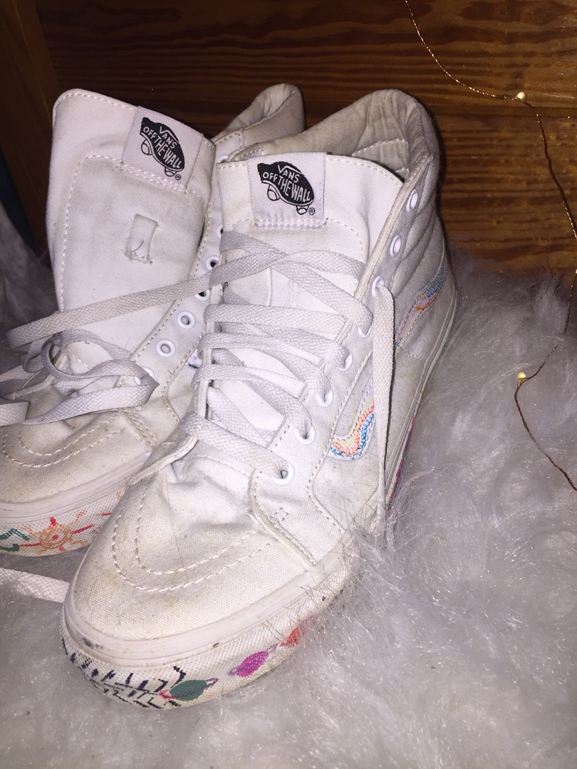 white high top vans - 59% remise - www