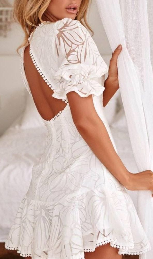 Xenia Graduation Dress