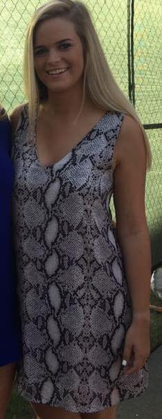 Impeccable Pig  Semi Dress