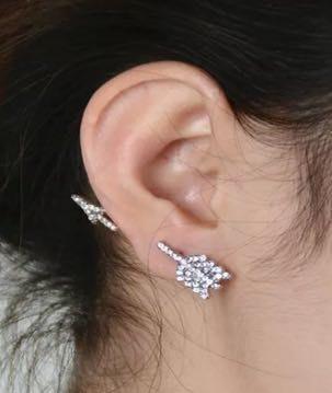 Fun Arrow Earring