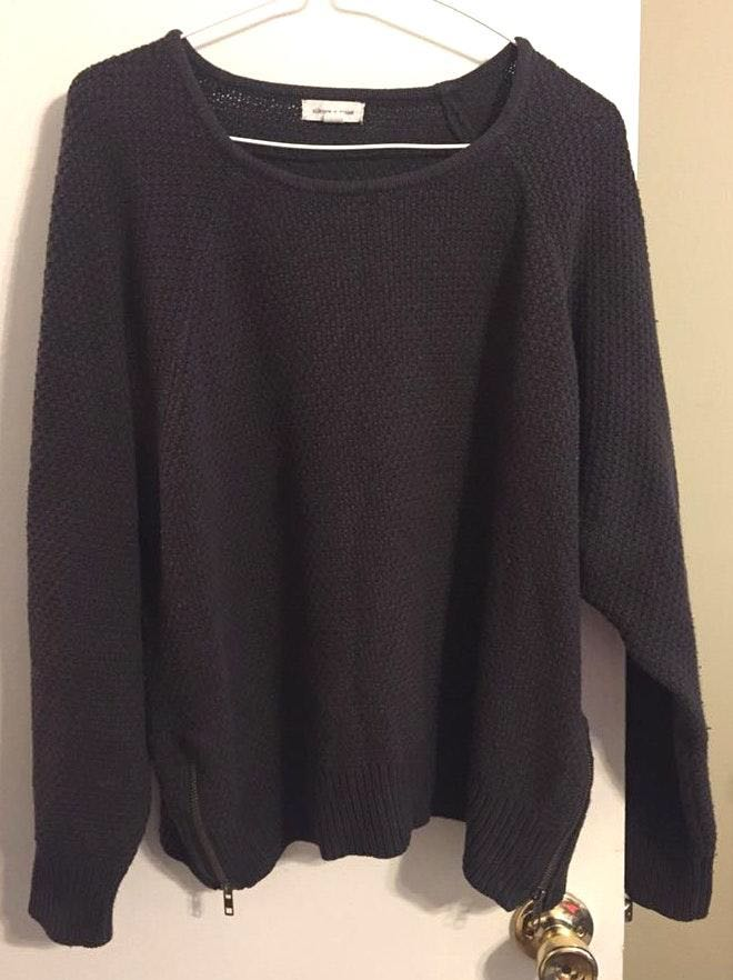 Urban Outfitters Dark Grey Sweater