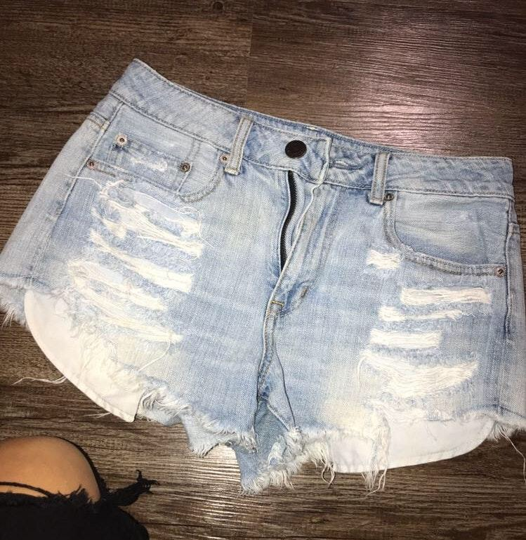 American Eagle Outfitters American Eagle Highwaisted Shorts